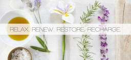 Relax. Renew. Restore. Recharge.